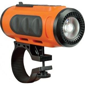 цена на Портативная колонка Ritmix SP-520BC orange/black