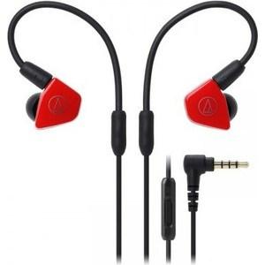 Наушники Audio-Technica ATH-LS50 iS red