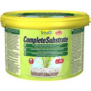Грунт Tetra CompleteSubstrate Nutrient Rich Substrate with Long-Term Fertilisation питательный для аквариумных растений 2,5кг (60л) tetra удобрение tetra crypto для растений 10 таб