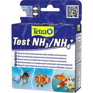 Тест Tetra Test NH3/NH4 на содержание аммония и аммиака для пресной морской воды