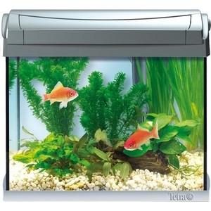 Аквариумный комплекс Tetra AquaArt LED Discover Line Goldfish с освещением день / ночь для содержания золотых рыбок 20л