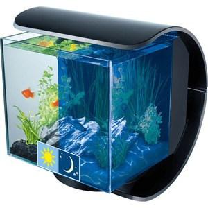 Аквариумный комплекс Tetra Silhouette LED Designer Nano Aquarium с освещением день / ночь 12л