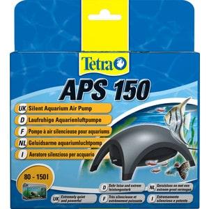 Компрессор Tetra APS 150 Silent Aquarium Air Pomp для аквариумов 80-150л компрессор tetra aps 100 silent aquarium air pomp white edition для аквариумов 50 100л белый
