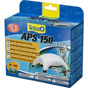 Компрессор Tetra APS 150 Silent Aquarium Air Pomp White Edition для аквариумов 80-150л (белый)