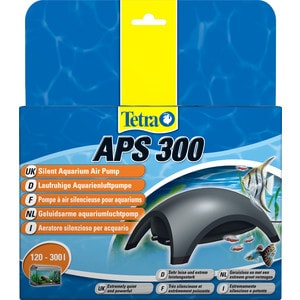 Компрессор Tetra APS 300 Silent Aquarium Air Pomp для аквариумов 120-300л