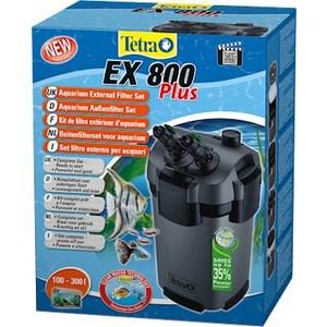 Фильтр Tetra EX 800 Plus Aquarium External Filter Set внешний для аквариумов 100-300л компрессор tetra aps 300 silent aquarium air pomp для аквариумов 120 300л