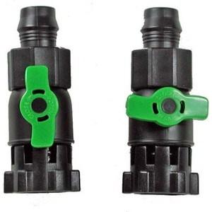 Краны Tetra для внешнего фильтра Tetra EX 1200/1200 Plus 2шт запчасть tetra ротор для внешнего фильтра ex 1200