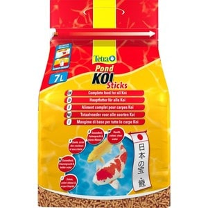 Корм Tetra Pond Koi Sticks Premium Food for All палочки для кои 4л