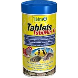 Корм Tetra Tablets TabiMin XL Shrimps Complete Food for Bottom-feeding Fish таблетки с креветками для всех видов донных рыб 133таб