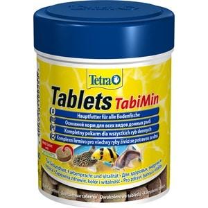 Корм Tetra Tablets TabiMin Shrimps Complete Food for Bottom-feeding Fish таблетки с креветками для всех видов донных рыб 1040таб