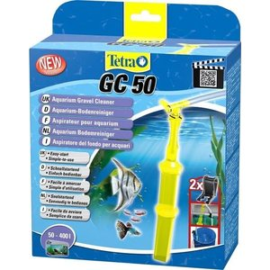 лучшая цена Грунтоочиститель Tetra GC 50 Aquarium Gravel Cleaner для аквариумов 50-400л