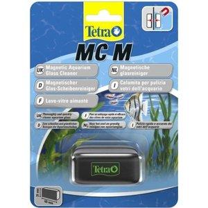 Скребок Tetra MC M Magnetic Aquarium Glass Cleaner магнитный для очищения стекол в аквариуме цена