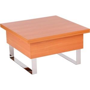 Стол-трансформер Levmar Piccolo CH складной журнальный стол хай тек levmar cross gl белый глянец