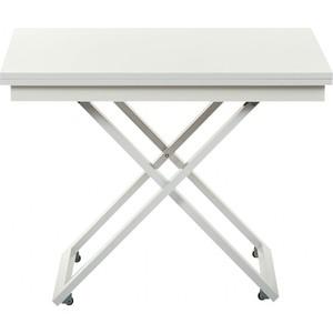 Стол-трансформер Levmar Cross Wts складной журнальный стол хай тек levmar cross gl белый глянец