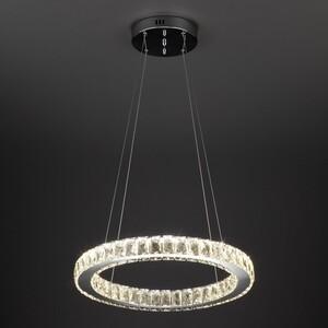 цена на Подвесной светодиодный светильник Eurosvet 90023/1 хром