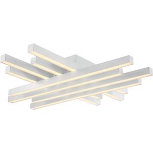 Фото - Потолочный светодиодный светильник Horoz Trend белый 019-009-0085 подвесной светодиодный светильник horoz asfor черный 019 011 0050