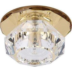 Точечный светильник Horoz HL801 желтый 015-002-0020