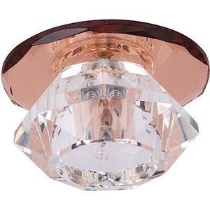 Точечный светильник Horoz HL801 коричневый 015-002-0020
