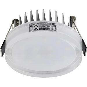 цена Встраиваемый светодиодный светильник Horoz 7W 4200К 016-040-0007 онлайн в 2017 году