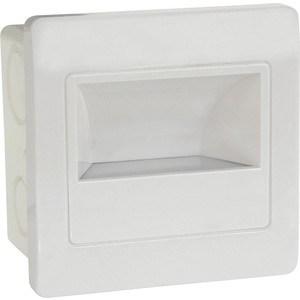 Встраиваемый светодиодный светильник Horoz 079-026-0002 белый уличный светодиодный светильник horoz белый 079 013 0002 hl943l