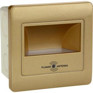 Встраиваемый светодиодный светильник Horoz 079-026-0002 золото