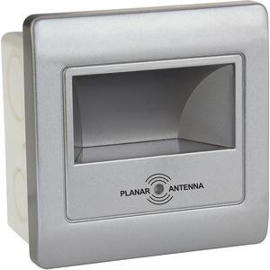 Встраиваемый светодиодный светильник Horoz 079-026-0002 серебро