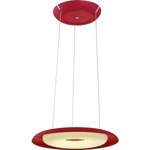 Подвесной светодиодный светильник Horoz Deluxe красный 019-012-0070