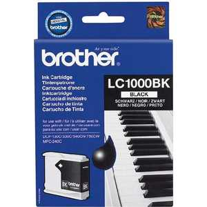 Brother LC1000BK brother lc1000bk