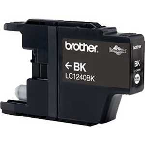 Brother LC1240BK снпч brother mfc j6910dw