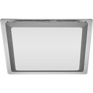 Потолочный светодиодный светильник Estares ALS-18 AC170-265V 18W 345х80 мм Прозрачный / Универс.белый