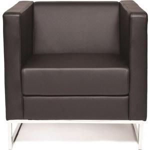 Кресло для отдыха Chairman Дюна черное