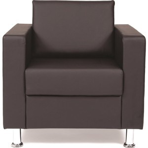 Кресло для отдыха Chairman Симпл черное