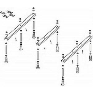 Ножки для поддона Riho Basel 410, 420 (POOTSET66)
