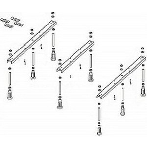 Ножки для поддона Riho Basel 451 (POOTSET69)