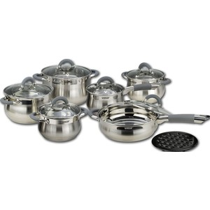 цена на Набор посуды 13 предметов Vitesse (VS-2040)