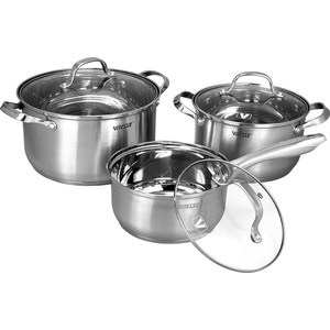 Набор посуды Vitesse Valentina (VS-2058) набор посуды 5 предметов vitesse valentina vs 2057