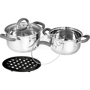 цена на Набор посуды из 5 предметов Vitesse Ines (VS-2064)