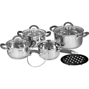 Набор посуды из 9 предметов Vitesse Ines (VS-2065)