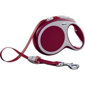 Рулетка Flexi VARIO L лента 8м красная для собак до 50кг