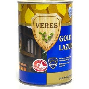 цена на Антисептик для дерева VERES GOLD LASURA №17 золотой бор 0.9л.