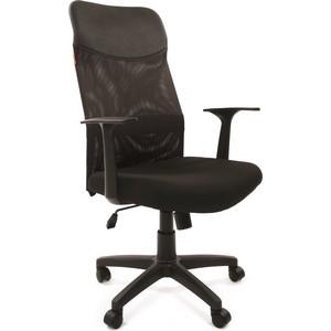 Офисное кресло Chairman 610 LT черный