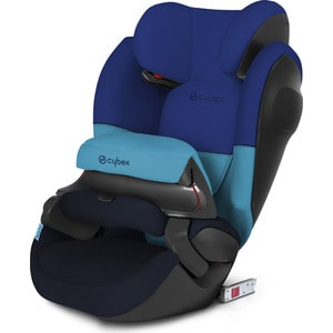 Автокресло Cybex Pallas M-Fix SL Blue Moon (517001349) child car safety seat cybex solution m fix sl 2 3 15 36 kg 3 up to 12 years isofix chair baby car seat kidstravel group 2 3