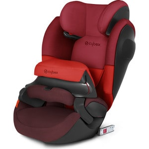 Автокресло Cybex Pallas M-Fix SL Rumba Red (517001353) child car safety seat cybex solution m fix sl 2 3 15 36 kg 3 up to 12 years isofix chair baby car seat kidstravel group 2 3