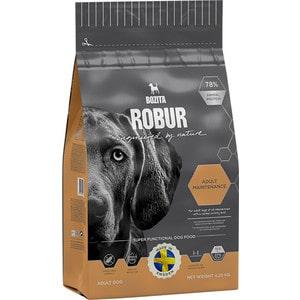 Сухой корм BOZITA ROBUR Adult Maintenance 27/15 для взрослых собак с нормальным уровнем активности 4,25кг (14333)