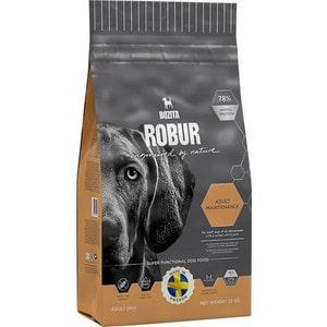 Сухой корм BOZITA ROBUR Adult Maintenance 27/15 для взрослых собак с нормальным уровнем активности 13кг (14342) сухой корм bozita robur sensitive single protein lamb