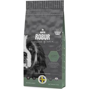 Сухой корм BOZITA ROBUR Mother & Puppy XL 28/14 для щенков, юниоров крупных пород, беременных и кормящих собак 14кг (14551)