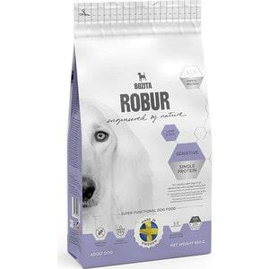 Сухой корм BOZITA ROBUR Sensitive Single Protein Lamb & Rice 23/13 с ягненком и рисом для собак с чувствительным пищеварением 950г (14824) bozita bozita sensitive hair