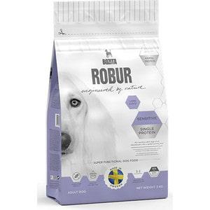 Сухой корм BOZITA ROBUR Sensitive Single Protein Lamb & Rice 23/13 с ягненком и рисом для собак с чувствительным пищеварением 3кг (14833) сухой корм bozita robur sensitive single protein lamb