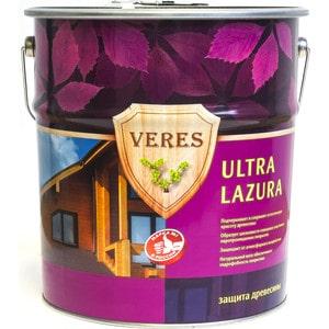 цены Антисептик для дерева VERES ULTRA LASURA № 4 орех 10л.
