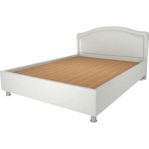 Кровать OrthoSleep Арно lite жесткое основание Сонтекс Милк 200х200 кровать orthosleep арно lite ортопед основание сонтекс милк 80х200